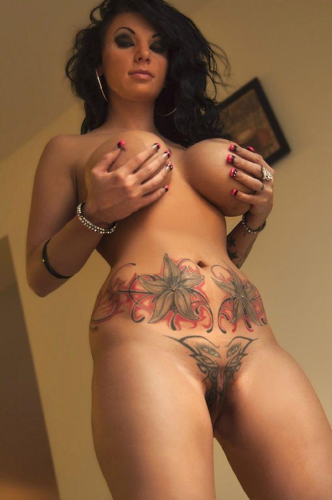 Sexy Nude Tattoo 120