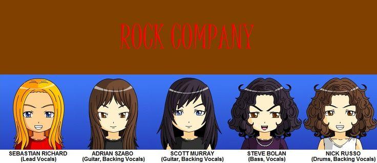 Rock Company 1991