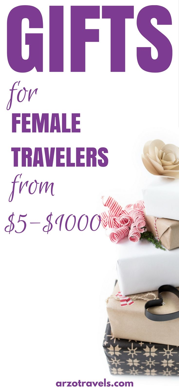 Great Presents For Women Part - 42: Gift Ideas: Travel Gift Ideas For Her