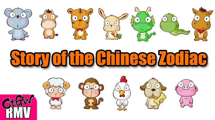 CHINESE NEW YEAR: Story of the animals in the horoscope.