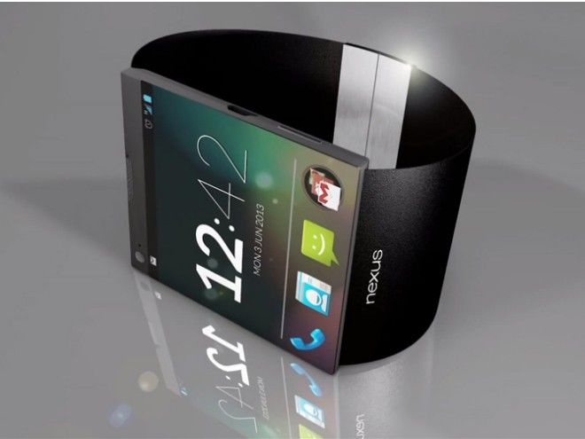 Google se quedó con una patente para relojes inteligentes.