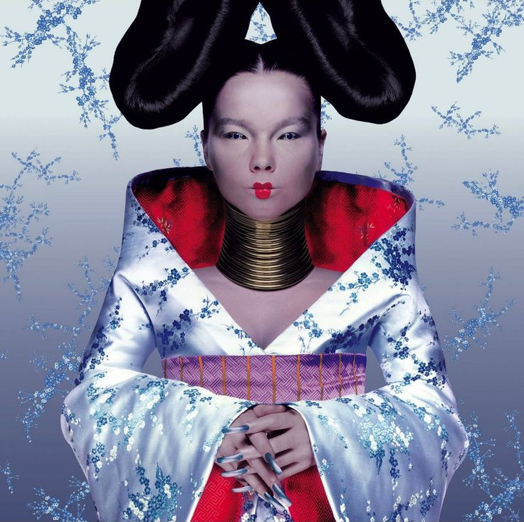 Bjork's Homogenic album cover, shot by Nick Knight, nails by Marian Newman. https://join.mastered.com/2018/accelerators/creatives/nails