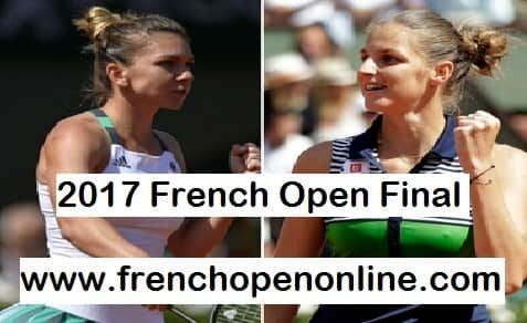Simona Halep Vs Jelena Ostapenko Final 2017 French Open Live   Live Here >> http://www.frenchopenonline.com/Article/836/Simona-Halep-Vs-Jelena-Ostapenko-Final-2017-French-Open-Live/