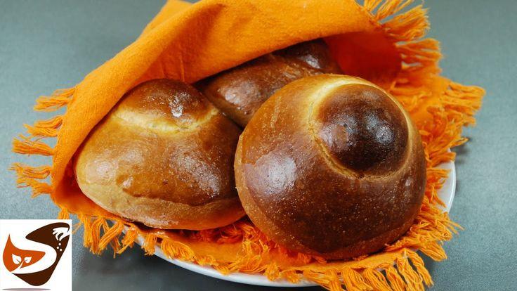 Brioche col tuppo fatte in casa, facili e sofficissime – Ricette dolci (...