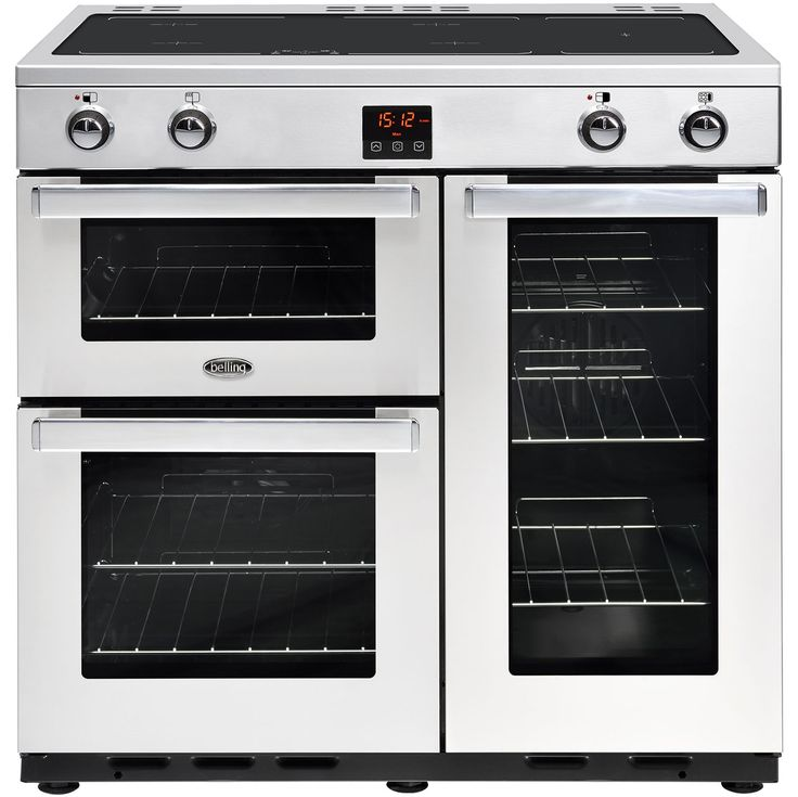 Cookcentre90EiProf_SS| Belling Range Cooker | ao.com