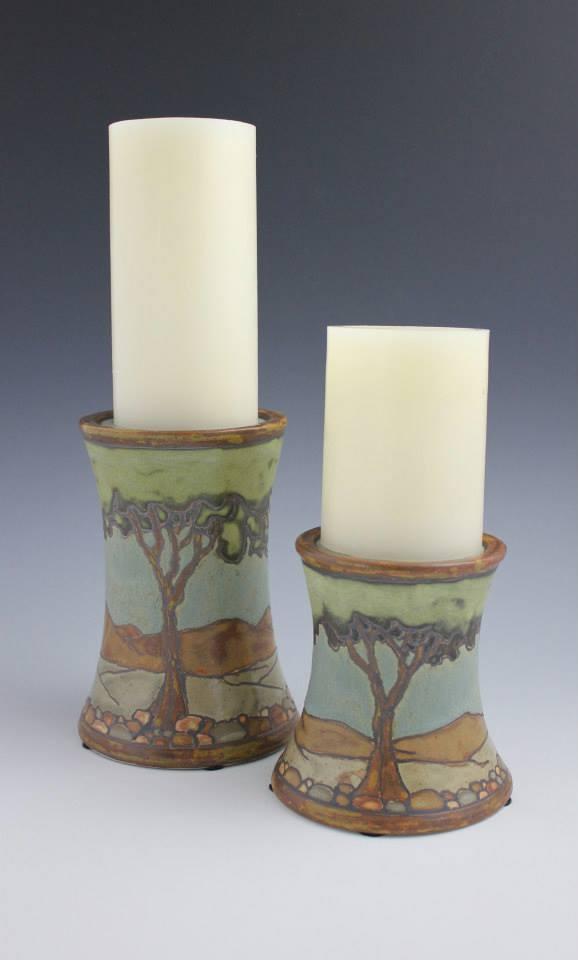 Sassafrass Pottery - Sarah Moore - Gamble House Bookstore - Arts & Crafts - Craftsman - Greene & Greene - California - Bungalow