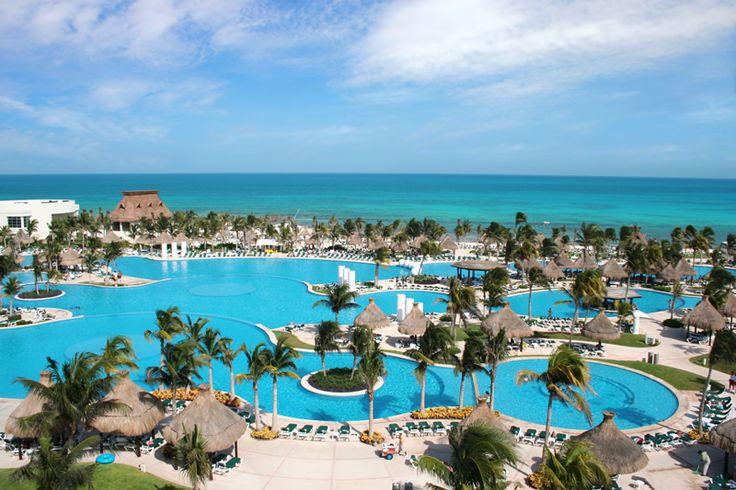 Mayan Princess Resort Beach Break