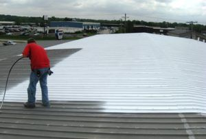 Spray On Roof Coatings For Metal Roofs