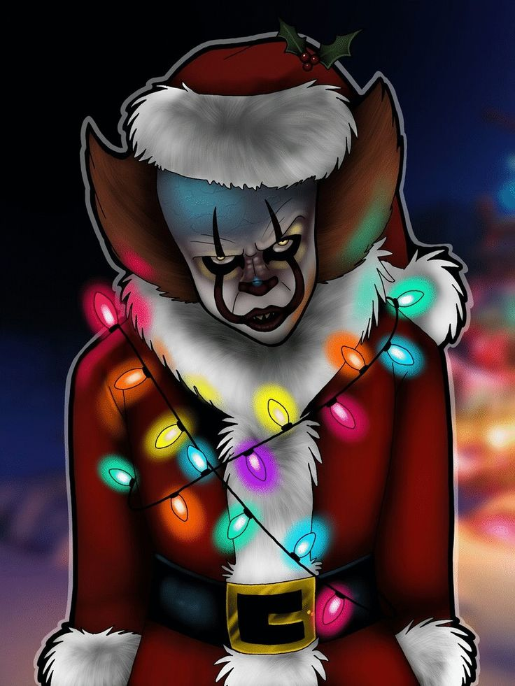 Christmas  Pennywise