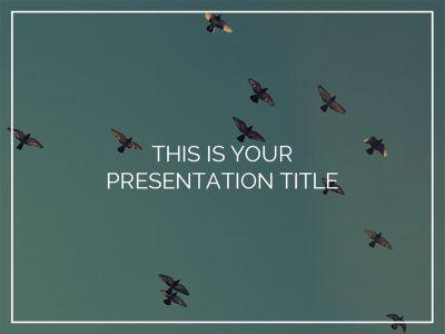 Miranda presentation template