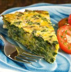 spinach quiche florentine