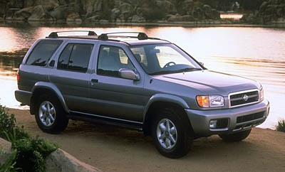 2000 Nissan Pathfinder Pictures/Photos Gallery - The Car Connection..a gas guzzling maui cruiser! ...it has to go.  what next?  I'm thinking back to the jeep?