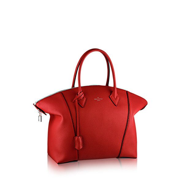 Lockit MM Taurillon Leather - Soft Leather | LOUIS VUITTON