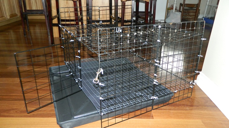 1000 images about rabbit cages on pinterest play pen for Homemade bunny houses