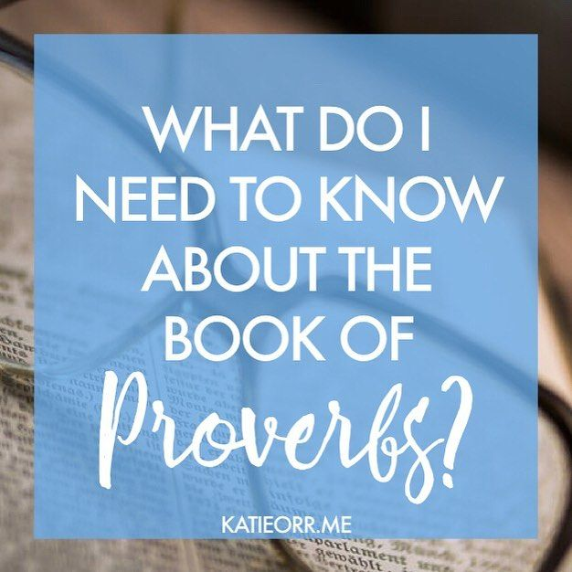 """From the ideals promoted in the """"Proverbs 31 Woman"""" to the promise of Proverbs 22:6 (Train up a child ...) there is much we can glean from the book of Proverbs. Yet many struggle to understand exactly how to apply these wisdom sayings to everyday living. In this 15 minute podcast episode we chat about some of the important principles to keep in mind as you study this book of wisdom.  LISTEN IN HERE: http://ift.tt/2wNcR1h"""