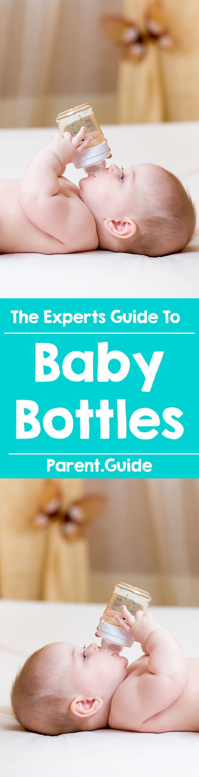 The only baby bottle guide you will ever need.  We explore everything from the bottle itself to the nipple and material it's made from and which is best for you (glass, plastic or stainless steel). We even take a look at some of the best baby bottles on the market and what makes them so great whether it's preventing colic or reducing nipple confusion in breast fed babies. Be warned; this guide is long and awesome! By the time you have finished reading you will be a baby bottle expert