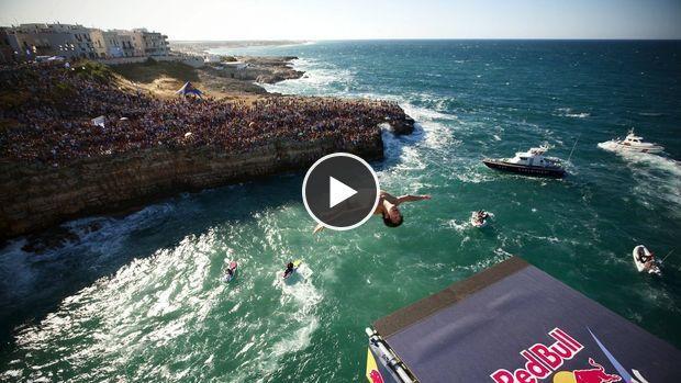 Plongeon de haut vol : Les meilleurs sauts du Cliff Diving