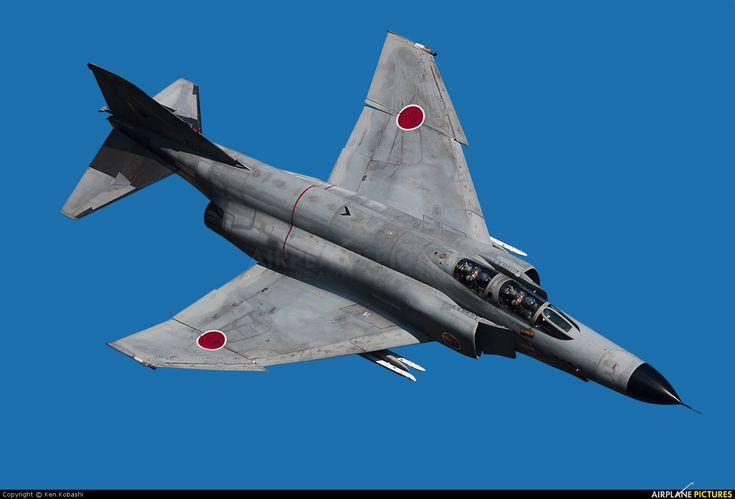Japan Air Self Defence Force F-4EJ 67-8389