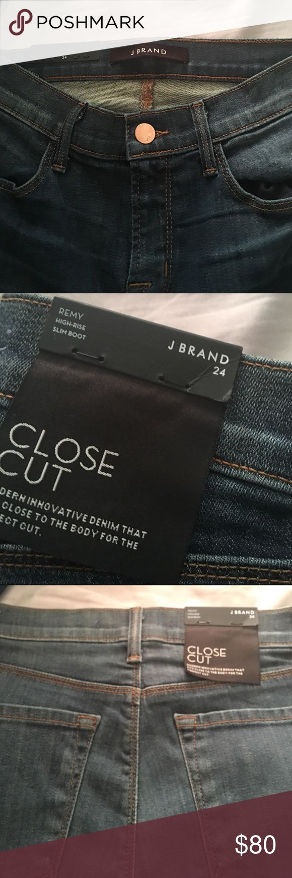 "J Brand Remy High- Rise Slim Boot!! Offers Welcome J Brand Jeans!! Inseam 34"" J Brand Jeans Boot Cut"