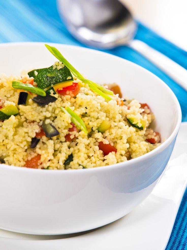 Cuscus cu legume: un preparat satios, dar dietetic | Andreea Raicu