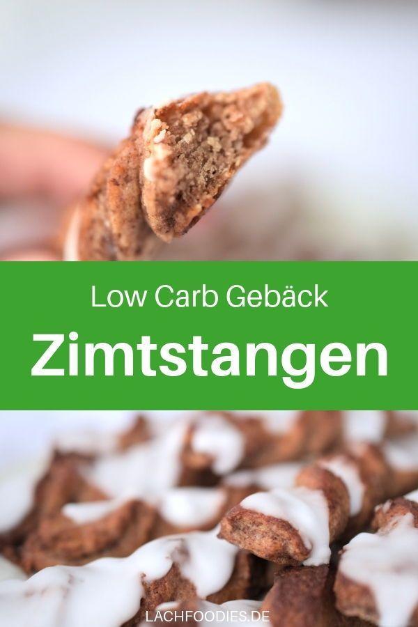 Low Carb Zimtstangen Rezept Rezepte Nachspeise Low Carb Backrezepte