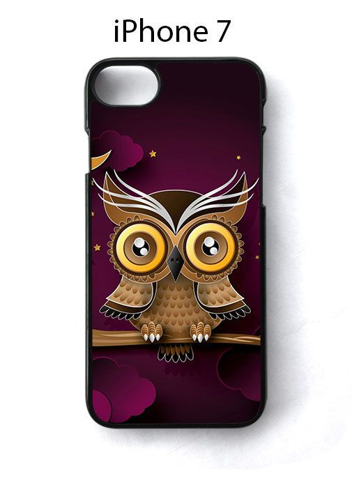 OWL Bird Cute iPhone 7 Case Cover - Cases, Covers & Skins