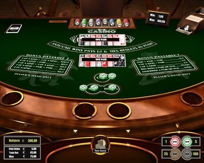"""Wan Doy Poker"" is a quiet new online casino poker variant. It is played with a seven card hand with some for poker unusual hand rankings (see Bonus Paytables). Wan Doy Poker is a straight forward card game since it leaves players only with the decision whether to call (raise) or fold the hand. Register here http://casino-goldenglory.com/"