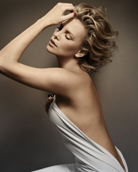 Charlize Theron  Vincent Peters Photography.