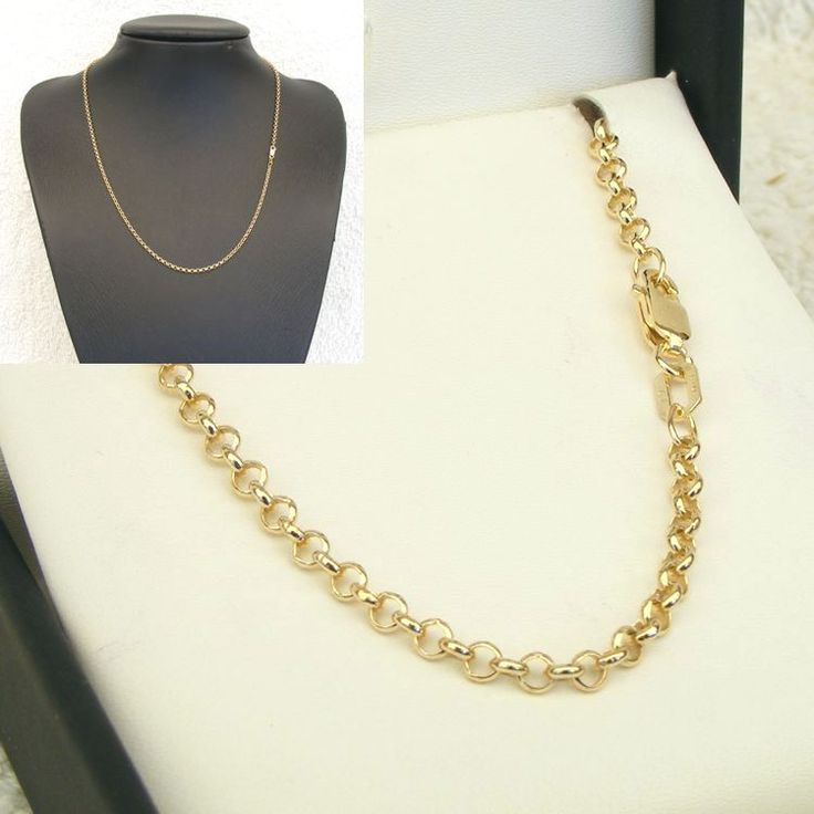 Buy 9ct Gold Belcher Chain (MM-BEL-0005) online at Chain Me Up