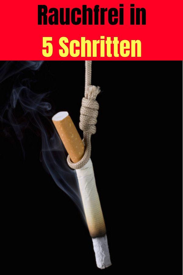 Aufhören zu rauchen: Diese sieben Tipps helfen Ihnen