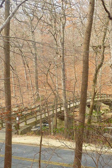Diario de ruta: Urban hike: Rock Creek park