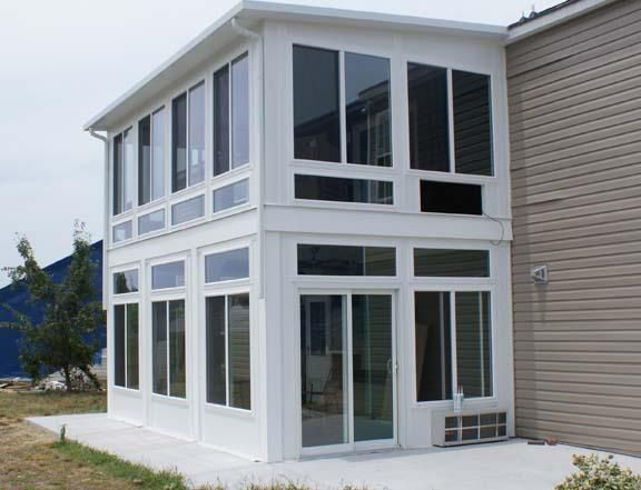 Two Story Sunroom Raleigh Nc For The Home Sunroom