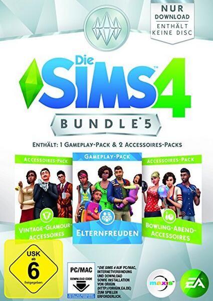 The Sims 4 Bundle Pack 5 Dlc Origin CD Key  Description: The Sims 4 Bundle Pack 5 Dlc Origin CD Key  Price: 18.49  Meer informatie  #SCDkey