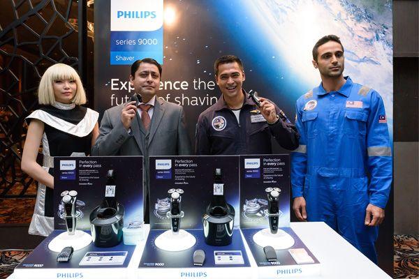 Tampil Lebih Kacak Dengan Cukuran Yang Lebih Sempurna and Licin!  Pencukur Philips siri 9000 Berteknologi Tinggi Sesuai Buat Lelaki Malaysia. | http://www.wom.my/ada-apa/buletin/pencukur-philips-siri-9000/