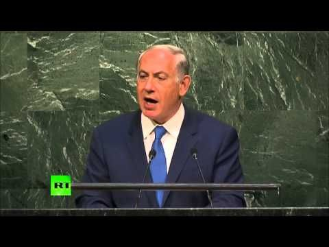 Netanyahu addresses UN General Assembly (FULL SPEECH) - YouTube