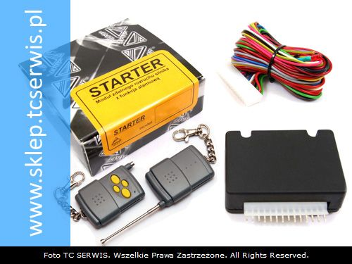 STARTER SA-200 :: TC SERWIS - SKLEP INTERNETOWY