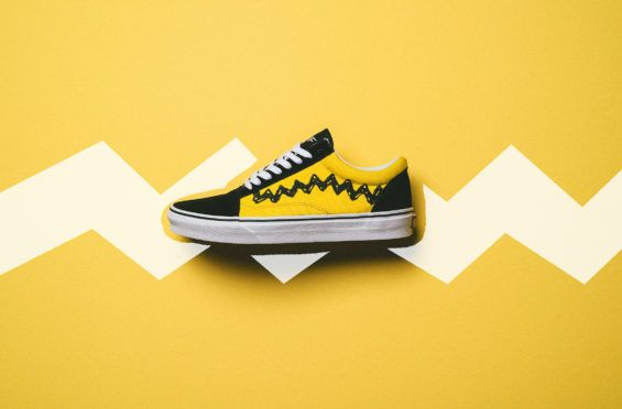 http://SneakersCartel.com Relive Your Childhood With The Peanuts x Vans Old Skool Charlie Brown #sneakers #shoes #kicks #jordan #lebron #nba #nike #adidas #reebok #airjordan #sneakerhead #fashion #sneakerscartel
