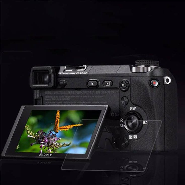 LCD Screen Protector Guard for Sony Alpha A6000 A5100 A5000 NEX 6 7 5 Features: LCD screen of your device from everyday wearing. It is an important investment on your DSLR or DC, because a replacement screen could be very expensive. Inherent to its unique material properties, our screen...