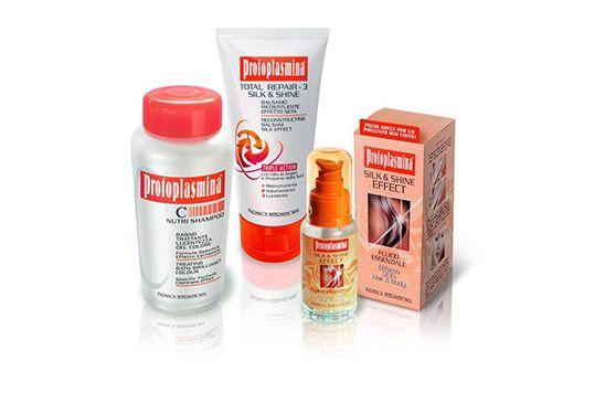 Nutri Shampoo: Bagno trattante lucentezza del colore