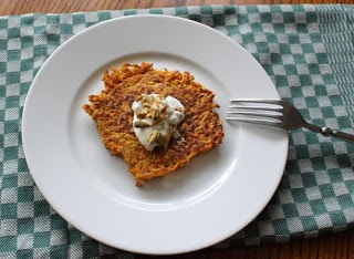 Food Wishes Video Recipes: Gluten-Free Butternut Squash Cakes with Chef John and His Wacky Sidekick Stephanie