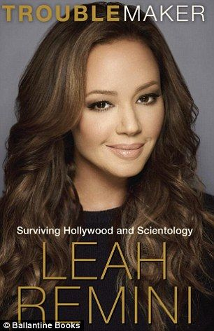 Daily Mail Online has learned that Remini anticipates even more blow back from her expose of the corrupt inner workings of the covert organization in her explosive memoir