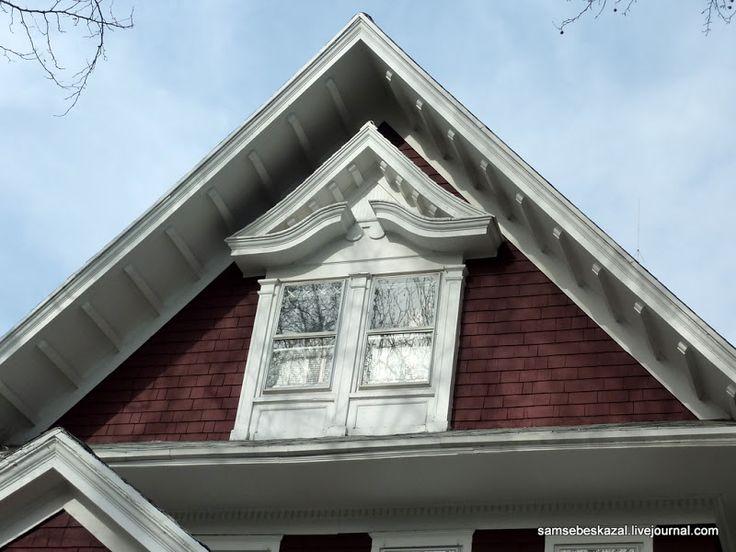 Викторианские дома Бруклина - часть 1: samsebeskazal