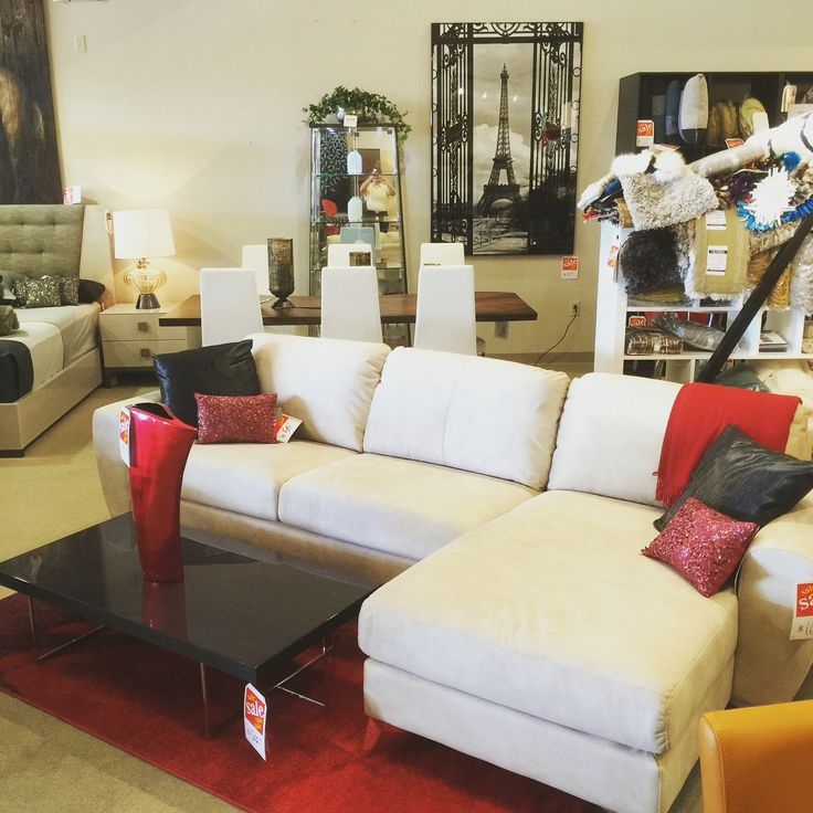New Orleans Home Decor Stores: Vivy Fabric Sectional Palliser Scandinavia Inc New Orleans