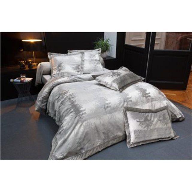 housse de couette satin jacquard dodge deco pinterest satin et esquive. Black Bedroom Furniture Sets. Home Design Ideas