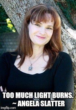Angela Slatter- get the SPF