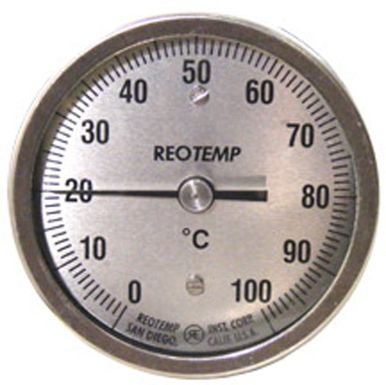 """Reotemp Compost Thermometer Super Duty 3/8"""" Fast Response Price : AU$214.50 (inc GST) AU$195.00 (exc GST)"""