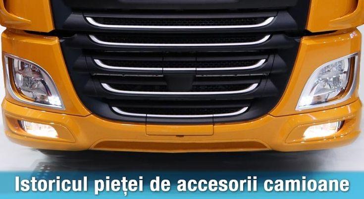 Ca și la automobile,și la camioane au ajuns să fie disponibile o sumedenie de produse de personalizare,atât pentru performanțe tehnice precum și cosmetizare
