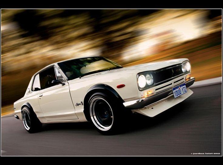 Nissan Datsun Skyline GT-R KPGC10 - Photo by Jordon Leist
