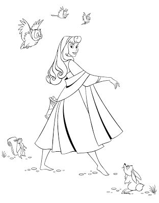 disney coloring page - Disney Coloring Pages Online