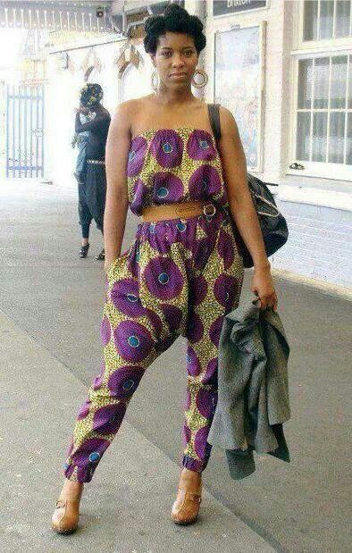 75 best African Print Jumpsuits images on Pinterest African - gebrauchte küchen in berlin